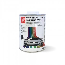 ACRYCLEAR ZA50 HS ANTI-SCRATCH EXTRA FAST - EP vernici
