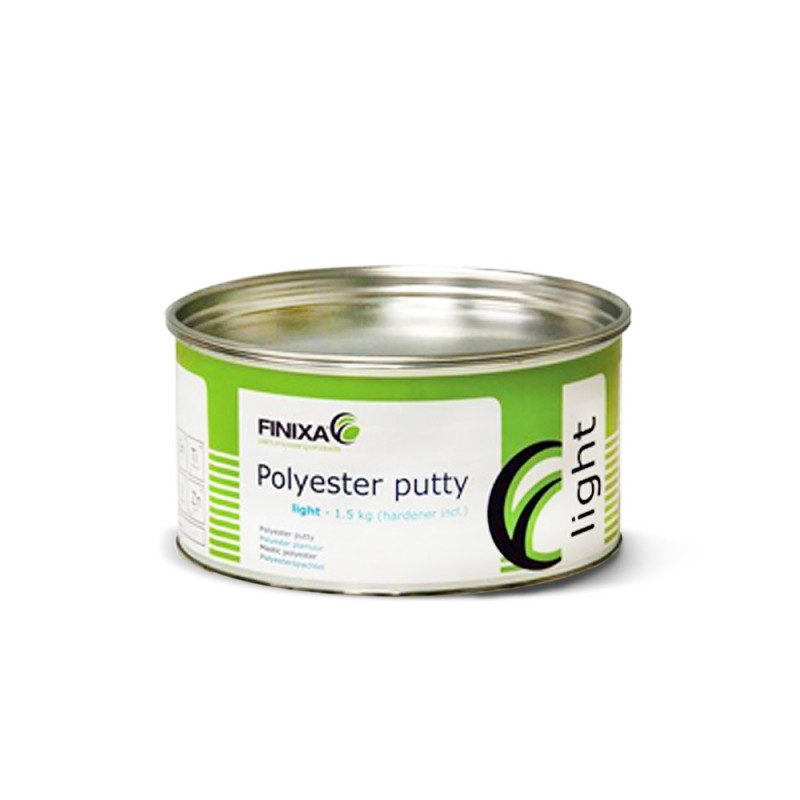 "STUCCO IN POLIESTERE FINIXA GAP20 ""FINE""  - Polyester putty"